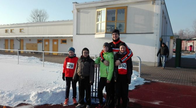 [22-01-2017 Meuselwitz] 33. Winterlauf