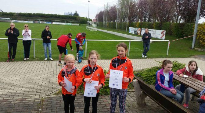 [08-04-2017 Zorbau] Kreismeisterschaften Mittelstreckenstaffel