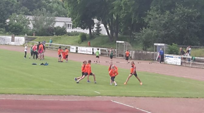 [17-06-2017 Naumburg] Kinder und Jugendspiele Leichtathletik