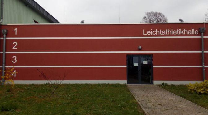 [12-13.4 Erfurt] Trainingslehrgang Sportschule Erfurt