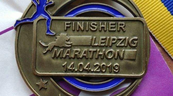 [14-04-2019 Leipzig] Marathon